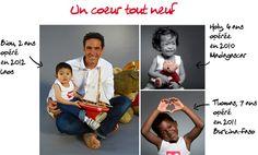 La victoire du coeur : Tanguy de Lamotte, Initiatives Coeur et Mécénat Chirurgie Cardiaque sauvent 15 enfants _ www.marketing-tourisme.blogspot.com