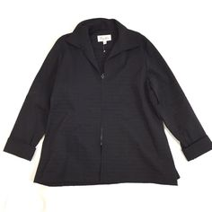 Emmelle Black Evening Jacket Size Xl