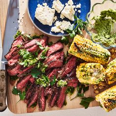 Meat Recipes, Food Processor Recipes, Dinner Recipes, Healthy Recipes, Grilling Recipes, Corn Recipes, Water Recipes, Healthy Foods, Clean Eating