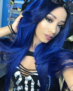 Its day 2 of wrestlemania which means it's the last day of make up week. Today's makeup inspiration is none other than the… Hottest Female Celebrities, Celebs, Bailey Wwe, Becky Wwe, Wwe Sasha Banks, Sasha Banks Instagram, Wwe Girls, Wwe Ladies, Taylor Swift Videos
