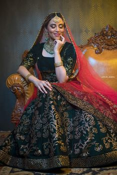"""Photo from album """"Portfolio"""" posted by makeup artist Zerabeauty Indian Wedding Photography Poses, Photography Poses Women, Wedding Poses, Wedding Couples, Red Lip Makeup, Wedding Preparation, Saree Dress, Couple Posing, Bridal Make Up"""