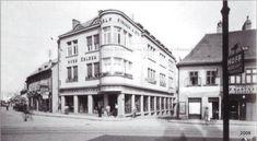 Krásy Bratislavy alebo ako hlavné mesto vyzeralo kedysi, časť #6 - BratislavaDen.sk Bratislava, Mesto, It Cast, Street View, Times, Fisher, Painting, Cinema Movie Theater, Painting Art
