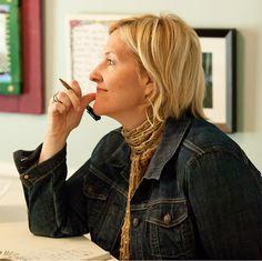 Brené Brown, researcher/storyteller, research professor of social work, author, speaker.