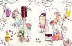 Meg Magazine Beauty Awards on Behance