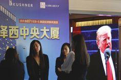 Con rể của Tổng thống Trump, đã phải hứng chịu nhiều chỉ trích sau khi kêu gọi các nhà đầu tư Trung Quốc rót tiền vào một dự án bất động sản để đổi lấy cơ hội sở hữu visa đầu tư EB-5 vào Mỹ.