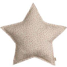 Commandez dès maintenant notre Coussin en forme d'étoile - fleuri crème/rose NUMERO 74. Un basique de la décoration enfant. Pour toutes les chambres d'enfants, petits et grands. Livraison soignée.