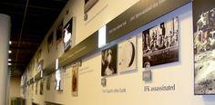 timeline display installation - Google Search
