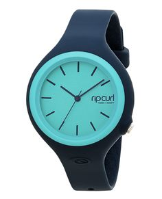 The Aurora is the perfect watch for your beach lifestyle and comes in a number of bright & fun colors to mix and match with that new bikini you're planning on showing off this year. It has a 35mm ligh