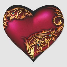 Heart Images, Love Images, Avatar, Heart Tree, Bottle Cap Crafts, Heart Of Gold, Red Gold, Tribal Tattoos, Custom Stickers