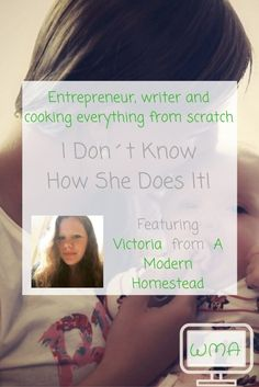Running various businesses, writing ebooks and cooking everything from scratch. Want to know how this mama gets it all done? Read now or pin for later.