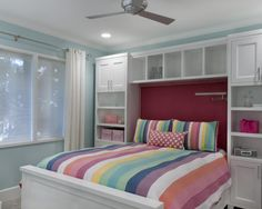 Bedroom Built In Home Design Ideas, Pictures, Remodel and Decor