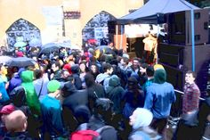 Love Saves The Day, Bristol, Jubillee wknd 2012...a very rainy revel....Soom T was ace!