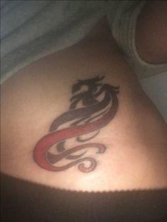 My Phoenix tattoo! I love it so much.