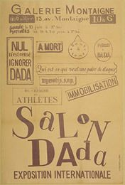salon dada #typography #typografie #typostrate #typo #type #design #art #lettering #letter #graphic #grafik #visual #artwork #style #cool #hipster #faith #passion #beauty #packaging #product #fashion #mode #moda #vogue  #dadaism  #dada