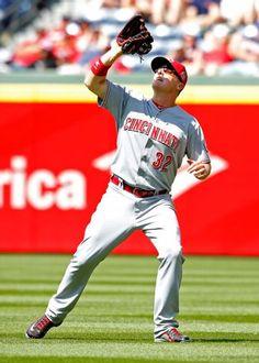 Jay Bruce, Cincinnati Reds