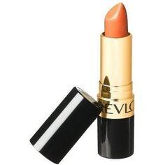 Revlon lipstick in Apricot Fantasy. Looks like Audrey Hepburn's lipstick in Breakfast at Tiffany's.