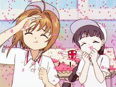 Card Captor Sakura... Sakura and Tomoyo