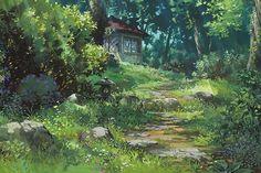 Inside Hayao Miyazaki's Sketchbook for 'The Secret World of Arrietty