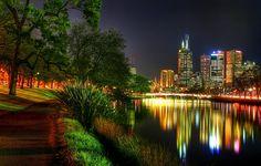 Melbourne, my birthplace