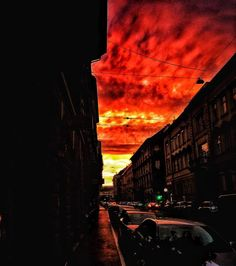 The roof is on fire  #majsair #photography #art #budapest #followme