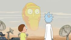 Image result for alien band gif rick and morty