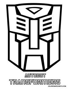 Sprinkles.... Transformer Cake decal printable