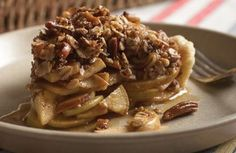 Pecan-Apple Pie and Riesling - the best of both worlds!