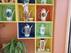 J&G Meakin Studio line coffee pots