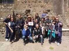 #invasionidigitali al Parco degli #Acquedotti del 21 aprile (Natale di Roma) 2013: missione compiuta