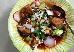 Order Chef Deremy's Posole Rojo for $8 on mytable.org