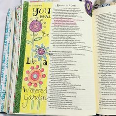 #biblejournal #illustratedfaith #biblejournalingcommunity #biblejournaling by lisa.mckenney