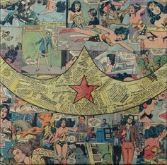 """""""Wonder Woman Tiara"""" by Mike Alcantara This would look great enlarged and framed for the wall."""