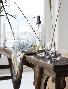 TEXTURAS NATURALES Ideas para la primavera en H&M hogar