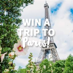 Win a Trip for Two to Paris | Fat Tire Tours
