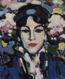 John Duncan Fergusson Scottish Colourist