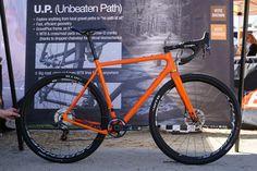 Open Cycles Unbeaten Path gravel road bike