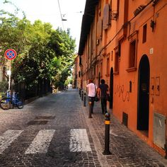Bongiorno! #Bologna - Instagram by @anasofiavasconcelos