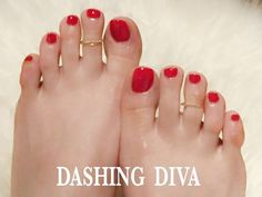 フットネイル・ペディキュア|ジェルネイルデザイン|ダッシングディバ DASHING DIVA