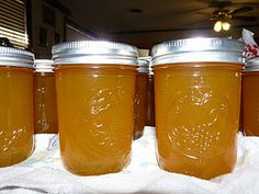 satsuma jelly - YUM! I'm making this as soon as I get more satsumas. They're my favorite fruit!
