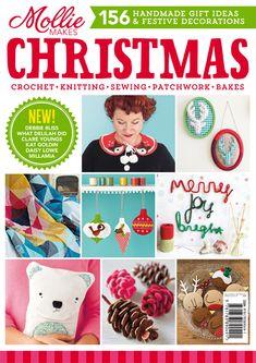 Mollie Makes Christmas magazine