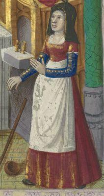 Middle Ages Clothing, Medieval World, Saint Louis, Medieval Fashion, Zulu, 15th Century, Bourbon, Renaissance, Sari