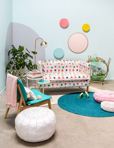 Dotty Living Room /