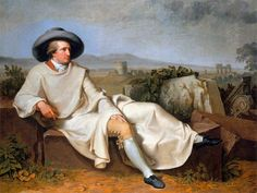 Goethe in Italien  Städel Frankfurt