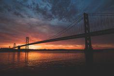 "alozor: ""Bay Bridge """