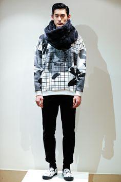 Miharayasuhiro Menswear Fall Winter 2014 Paris - NOWFASHION