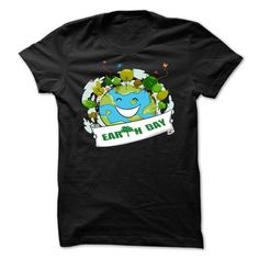 Cool Earth Day T-Shirt