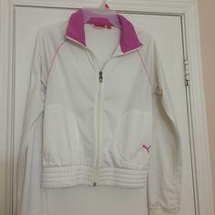 Jacket Puma jacket.  Very good condition . Puma Jackets & Coats