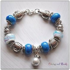 European Style Fashion  Beads  Bracelet. No pandora