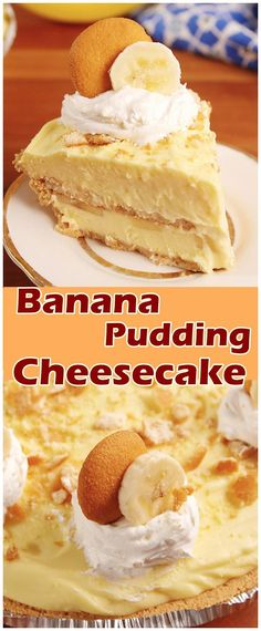 Banana Pudding Cheesecake -Video