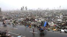 Philippinen: Tausende Tote nach Taifun befürchtet